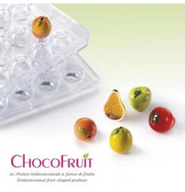 CHOCOFRUIT 3D PERA